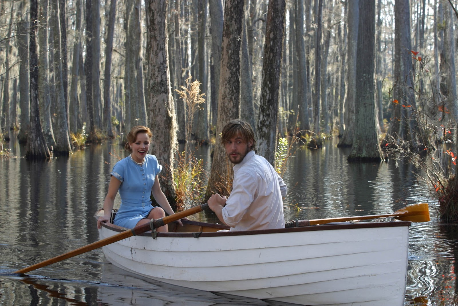 Help? essay on The Notebook?