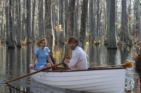 The Notebook - Rachel McAdams and Ryan Gosling