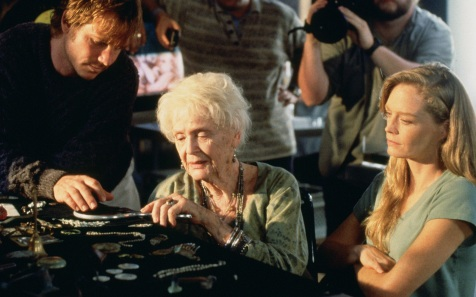 Titanic - Bill Paxton, Gloria Stuart, and Suzy Amis