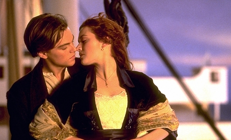 Titanic - Leonardo DiCaprio and Kate Winslet