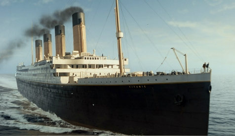 Titanic - The Unsinkable Ship