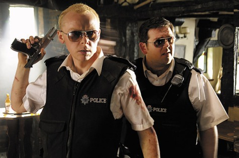 Hot Fuzz - Action Heroes