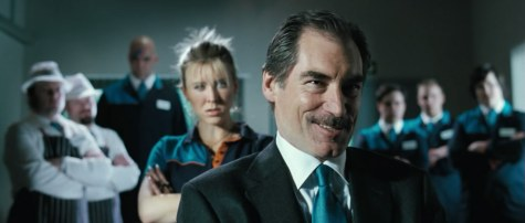 Hot Fuzz - Alice Lowe, Timothy Dalton