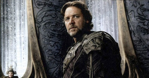 Man of Steel - Russell Crowe