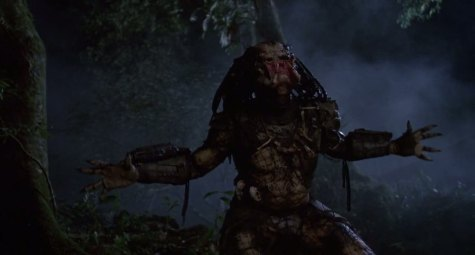 Predator - The alien