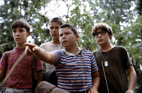 Stand by Me - Wil Wheaton, River Phoenix, Jerry O'Connell, Corey Feldman
