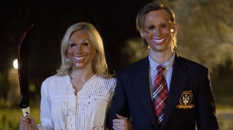 The Purge - The yuppies
