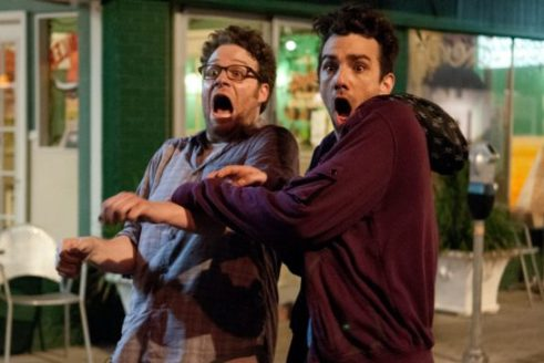 This Is the End - Seth Rogen, Jay Baruchel