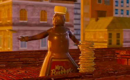 Foodfight! - Mrs. Buttersworth
