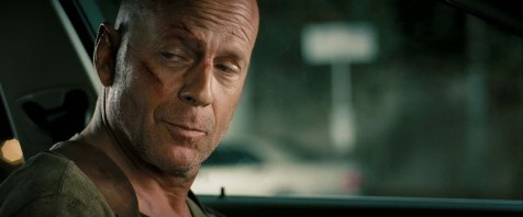 Live Free or Die Hard - Bruce Willis