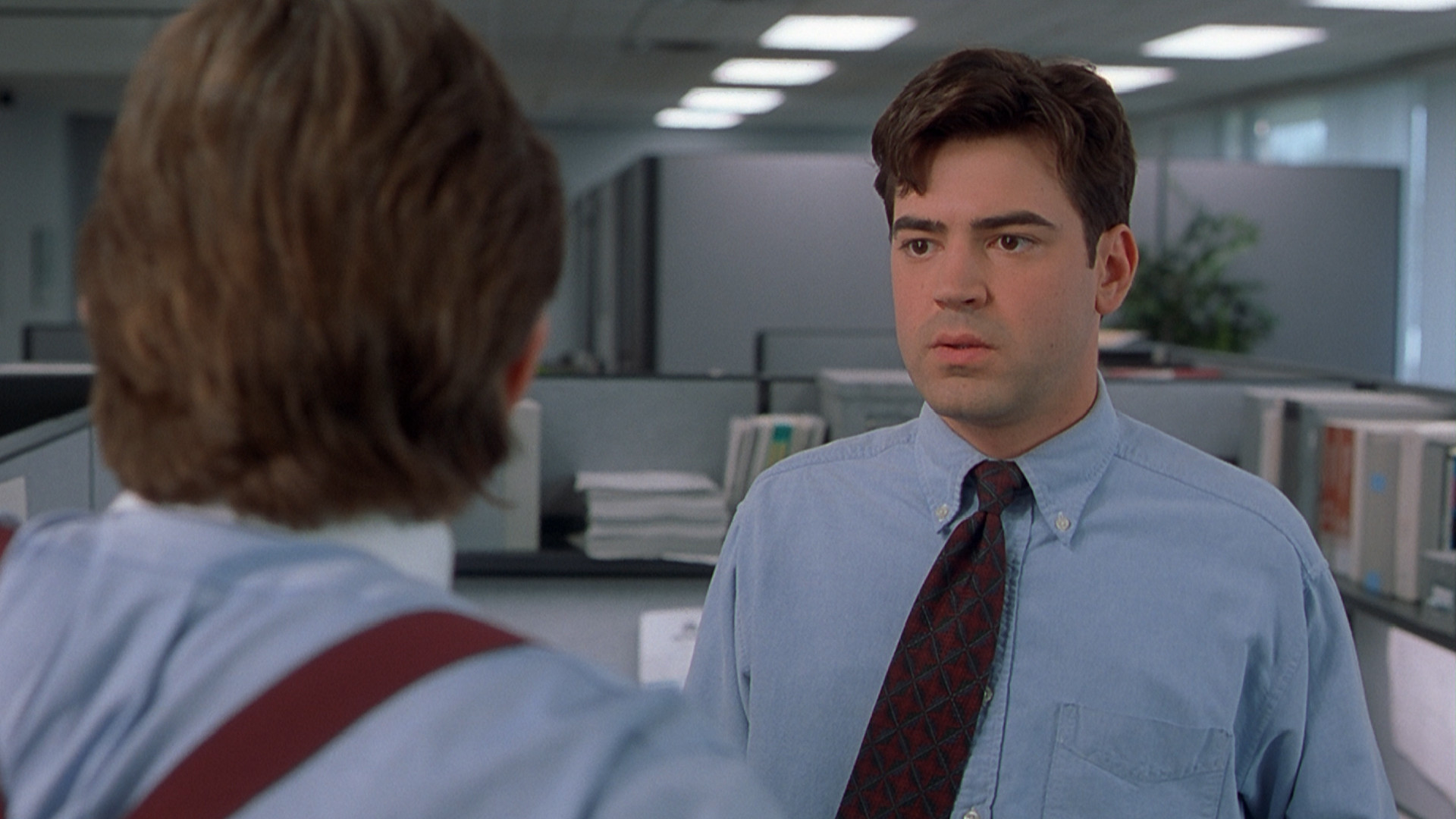 Review office space the viewer 39 s commentary for Office space