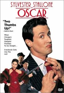 Oscar - DVD cover