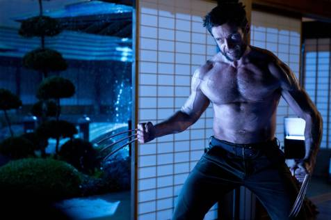 The Wolverine - Hugh Jackman as Wolverine