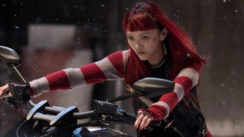 The Wolverine - Rila Fukushima as Yukio
