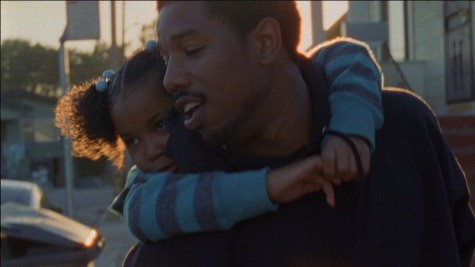 Fruitvale Station - Ariana Neal and Michael B. Jordan