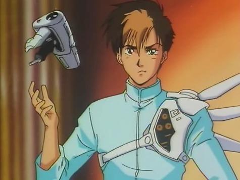 Macross II - Hibiki Kanzaki