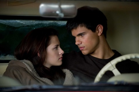The Twilight Saga - Kristen Stewart, Taylor Lautner