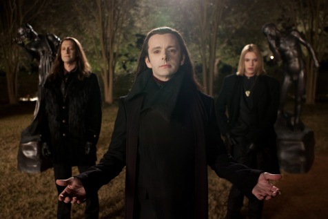 The Twilight Saga - Michael Sheen as Aro of the Volturi