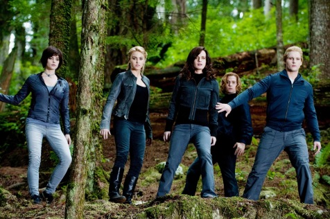 The Twilight Saga - The Cullens