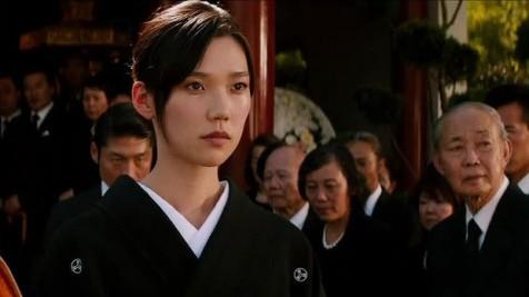 The Wolverine - Tao Okamoto as Mariko Yashida