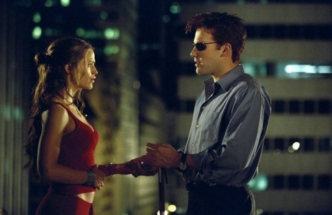 Daredevil - Jennifer Garner and Ben Affleck