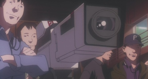 Perfect Blue - Film Crew