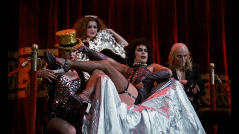 Rocky Horror Picture Show - Patricia Quinn, Nell Campbell, Tim Curry, Richard O'Brien