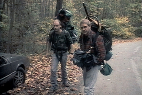 The Blair Witch Project - Joshua Leonard and Michael C. Williams