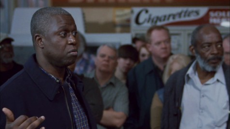 The Mist - Andre Braugher