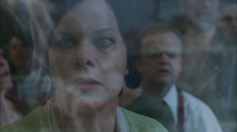 The Mist - Marcia Gay Harden, Toby Jones