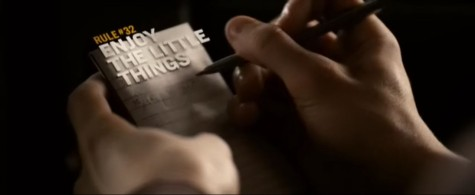 Zombieland - Enjoy the little things