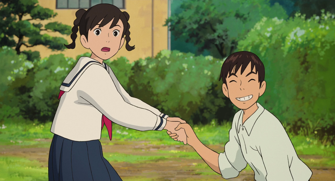 Review From Up On Poppy Hill コクリコ坂から The Viewer S