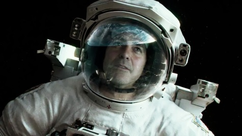 Gravity - George Clooney as Lt. Matt Kowalski