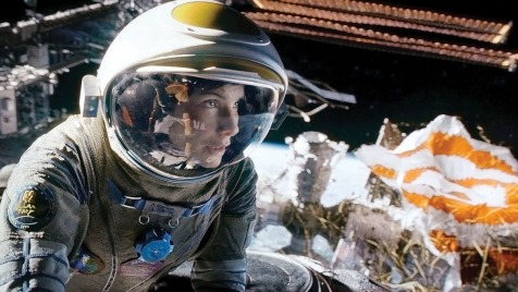 Gravity - Sandra Bullock as Dr. Ryan Stone