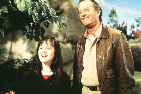 Thomas and the Magic Railroad - Mara Wilson and Peter Fonda