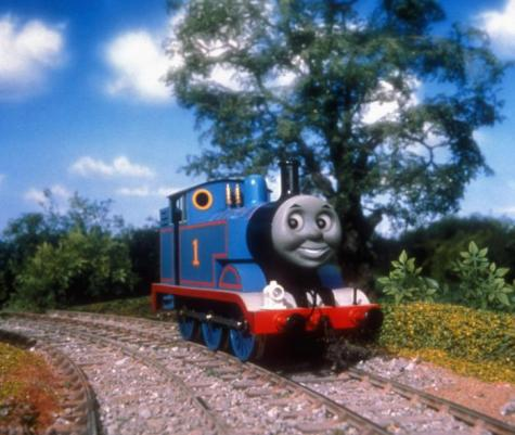 Thomas and the Magic Railroad - Thomas