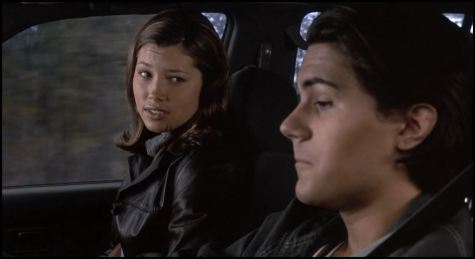 I'll Be Home for Christmas (1998) - Jessica Biel and Adam LaVorgna