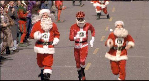 I'll Be Home for Christmas (1998) - Santa Marathon