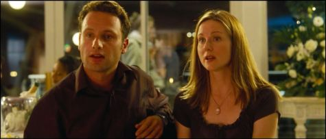 Love Actually - Andrew Lincoln and Laura Linney