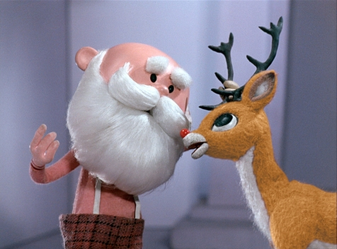Rudolph the Red-Nosed Reindeer - Santa and Rudolph