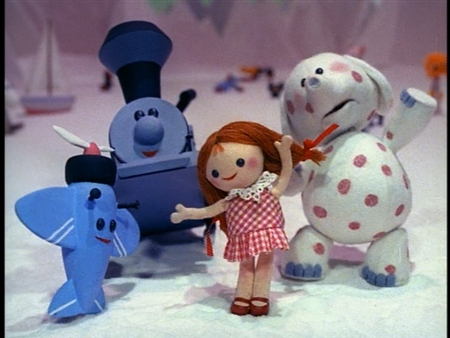 island of misfit toys wallpaper - photo #33