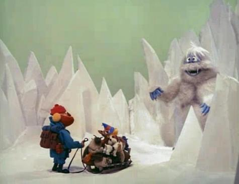 Rudolph the Red-Nosed Reindeer - Yukon Cornelius and Bumble the Yeti