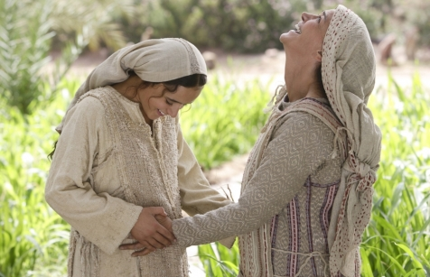 The Nativity Story - Keisha Castle-Hughes, Shohreh Aghdashloo