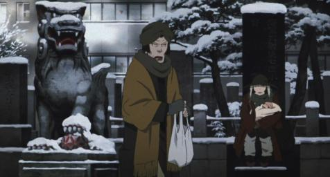 Tokyo Godfathers - Hana, Miyuki, and Kiyoko