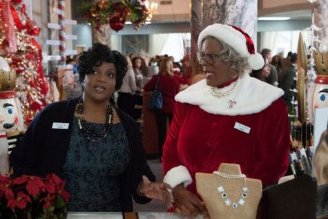 Tyler Perry's A Madea Christmas - Anna Maria Horsford and Tyler Perry