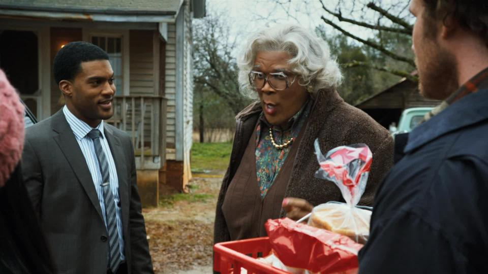 theatrical review tyler perrys a madea christmas the viewers