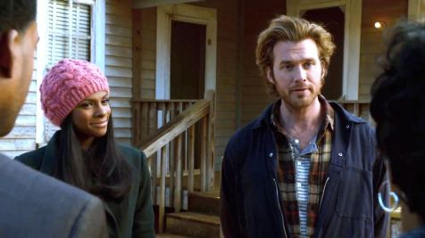 Tyler Perry's A Madea Christmas - Tikka Sumpter and Eric Lively