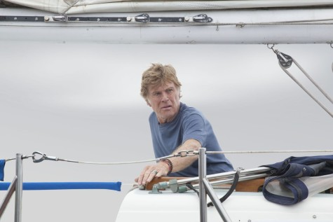 All is Lost - Robert Redford