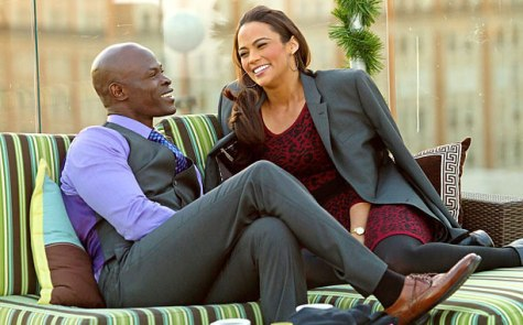 Baggage Claim - Djimon Honsou, Paula Patton