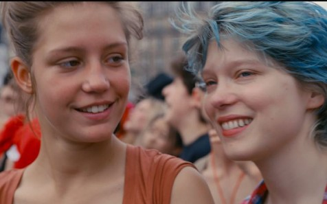 Blue is the Warmest Colour - Adèle Exarchopoulos, Léa Seydoux